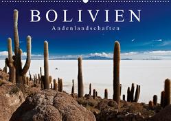 "Bolivien Andenlandschaften ""CH-Version"" (Wandkalender 2021 DIN A2 quer) von Ritterbach,  Jürgen"