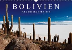"Bolivien Andenlandschaften ""CH-Version"" (Wandkalender 2021 DIN A3 quer) von Ritterbach,  Jürgen"