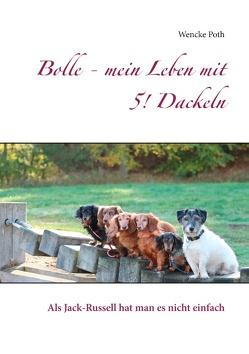 Bolle – mein Leben mit 5! Dackeln von Poth,  Wencke