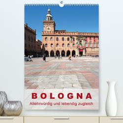 Bologna, altehrwürdig und lebendig zugleich (Premium, hochwertiger DIN A2 Wandkalender 2020, Kunstdruck in Hochglanz) von J. Richtsteig,  Walter