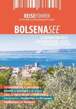Bolsenasee – Reiseführer mit Insel Giglio von Hüther,  Robert