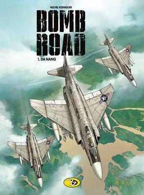 Bomb Road #1 von Hartig,  Bertram, Hartman,  Wes, Koeniguer,  Michel