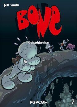 Bone 07 – Geisterkreise von Smith,  Jeff