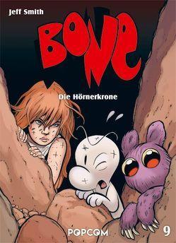Bone 09 – Die Hörnerkrone von Smith,  Jeff