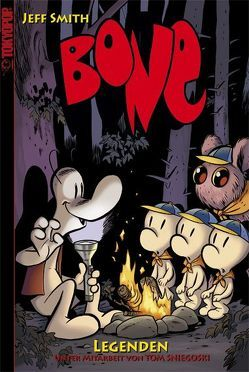 Bone: Legenden von Smith,  Jeff