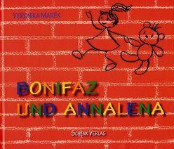 Bonifaz und Annalena von Marék,  Veronika