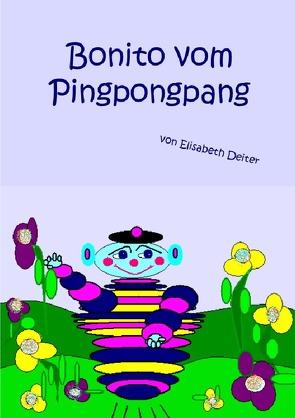 Bonito vom Pingpongpang von Deiter,  Elisabeth