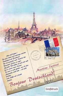 Bonjour Deutschland! von Lestrat,  Martine