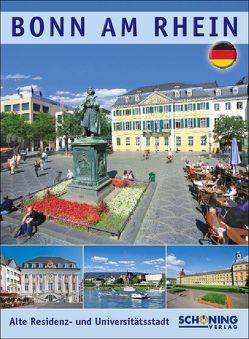 Bonn am Rhein von Gödecke ,  Silke, Lerchenmüller,  Franz