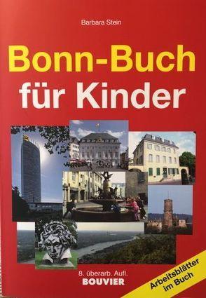 Bonn-Buch für Kinder von Stein,  Barbara