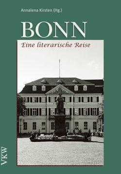 Bonn – Eine literarische Reise von Kirsten,  Annalena, Klemmer,  Franziska, Krüger,  Katharina, Leis,  Mario, Riechelmann,  Isabelle, Simon,  Lisa-Marie
