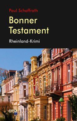 Bonner Testament von Schaffrath,  Paul