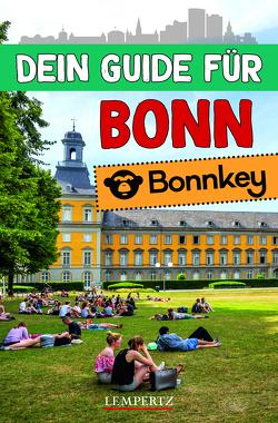 BONNKEY: Dein Guide für Bonn von Bietz,  Pauline, Böckmann,  Sören