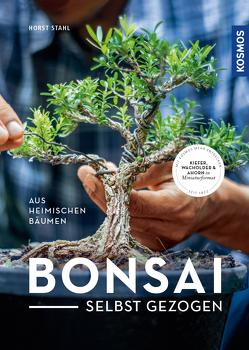 Bonsai selbst gezogen von Rüger,  Helmut, Stahl,  Horst
