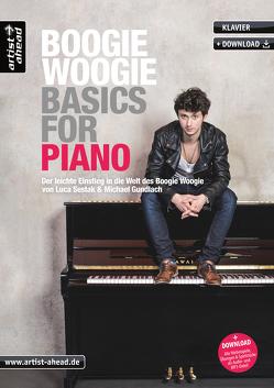 Boogie Woogie Basics for Piano von Gundlach,  Michael, Sestak,  Luca