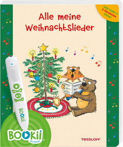 BOOKii® Alle meine Weihnachtslieder von Dilg,  Sonia, Tessloff Verlag