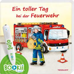 BOOKii® Ein toller Tag bei der Feuerwehr von Jelenkovich,  Barbara, Tessloff Verlag