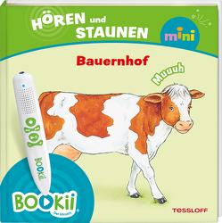 BOOKii® Hören und Staunen Mini Bauernhof von Anders,  Luis-Max, Ebner,  Caroline, Herden,  Lisa, Voigt,  Silke