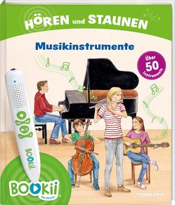 BOOKii® Hören und Staunen Musikinstrumente von Brandstetter,  Johann, Rusche-Göllnitz,  Angelika
