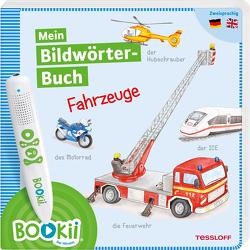 BOOKii®. Mein Bildwörterbuch. Fahrzeuge von Teltau,  Irmtraut, Tessloff Verlag