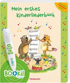BOOKii®. Mein erstes Kinderliederbuch von Dilg,  Sonia, Tessloff Verlag