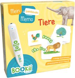 BOOKii Mein sprechendes Memo Tiere von Teltau,  Irmtraut