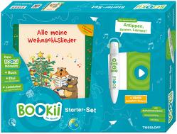 BOOKii® Starter-Set: Alle meine Weihnachtslieder von Dilg,  Sonia, Tessloff Verlag