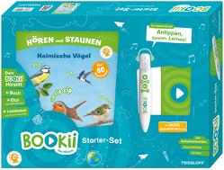 BOOKii® Starter-Set. Hören und Staunen Heimische Vögel von Brandstetter,  Johann, Oftring,  Bärbel, Tessloff Verlag