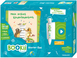 BOOKii® Starter-Set. Mein erstes Kinderliederbuch von Dilg,  Sonia, Tessloff Verlag