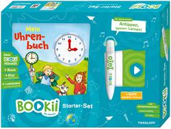 BOOKii Starterset Uhrenbuch Buch + Hörstift von Dilg,  Sonja