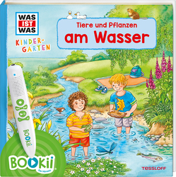 BOOKii® WAS IST WAS Kindergarten Tiere und Pflanzen am Wasser von Döring,  Hans Günther, Noa,  Sandra, Schreuder,  Benjamin