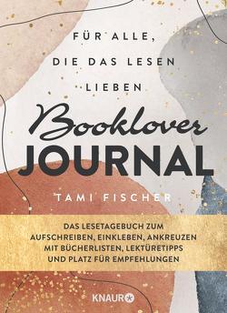 Booklover Journal von Fischer,  Tami