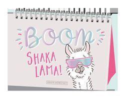 Boom Shaka Lama! von Grafik Werkstatt