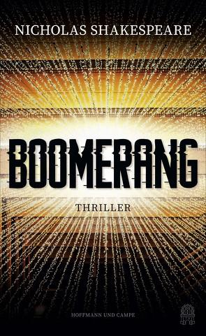 Boomerang von Shakespeare,  Nicholas