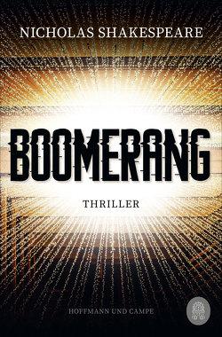 Boomerang von Grube,  Anette, Shakespeare,  Nicholas