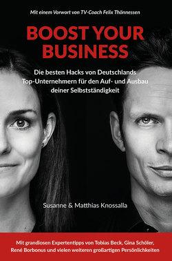 Boost your Business von Knossalla,  Matthias, Knossalla,  Susanne