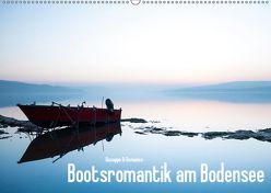 Bootsromantik am Bodensee (Wandkalender 2019 DIN A2 quer) von Di Domenico,  Giuseppe