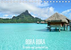 Bora Bora – Strände und Landschaften (Tischkalender 2020 DIN A5 quer) von Photography,  iPics