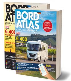 Bordatlas Stellplatzführer 2020