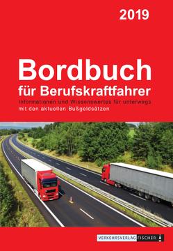 Bordbuch für Berufskraftfahrer 2019