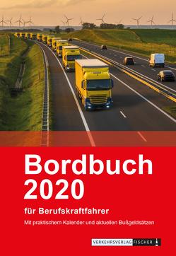 Bordbuch für Berufskraftfahrer 2020