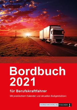 Bordbuch für Berufskraftfahrer 2021