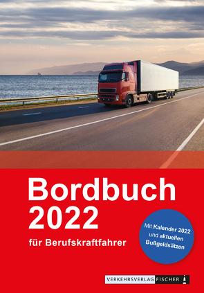 Bordbuch für Berufskraftfahrer 2022
