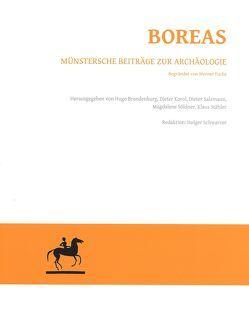 Boreas 36 2013 von Brandenburg,  Hugo, Korol,  Dieter, Salzmann,  Dieter, Söldner,  Magdalene, Stähler,  Klaus