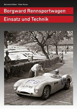 Borgward Rennsportwagen von Kurze,  Peter, Völker,  Bernhard