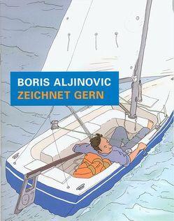 Boris Aljinovic zeichnet gern von Stiftung Schloss Neuhardenberg