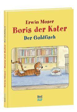 Boris der Kater – Der Goldfisch von Moser,  Erwin