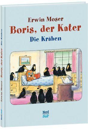 Boris, der Kater – Die Krähen von Moser,  Erwin