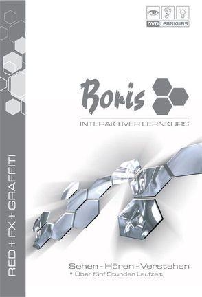 Boris – Interaktiver Lernkurs für PC und Mac von Lucas,  Gavin