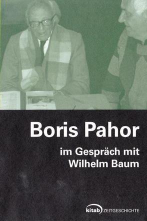 Boris Pahor im Gespräch mit Wilhelm Baum